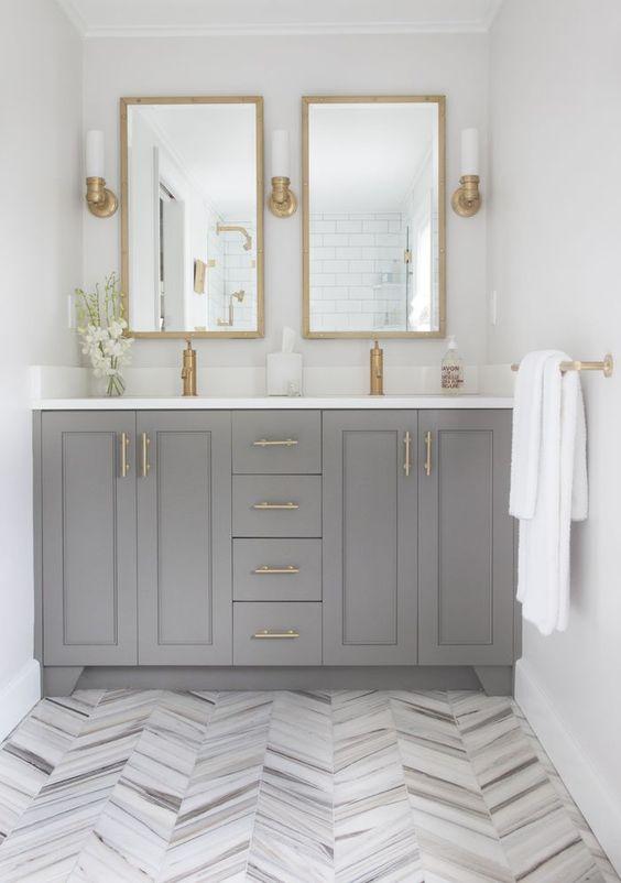 interior design gold accent
